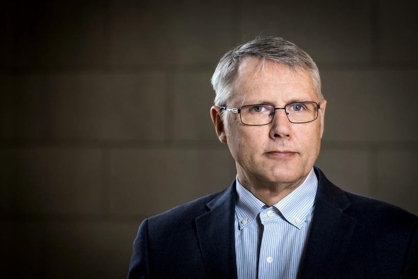 Róbert H. Haraldsson.