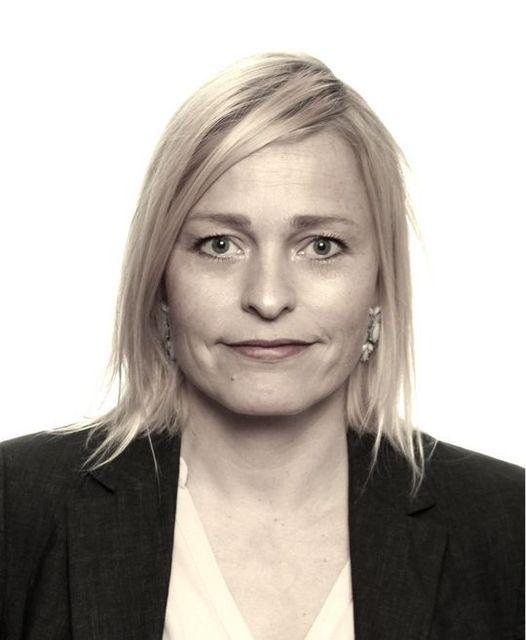 Kristín Jónsdóttir, hópstjóri vöktunar og náttúruvár hjá Veðurstofu Íslands.