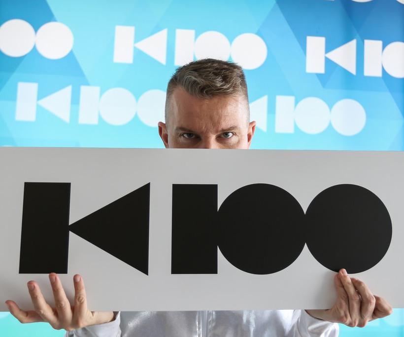 Páll Óskar er fyrsti gesturinn í K100 Live Lounge, sem …