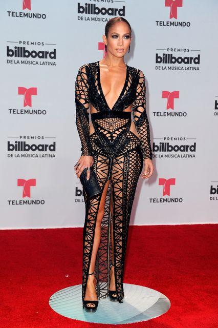 Jennifer Lopez árið 2017.