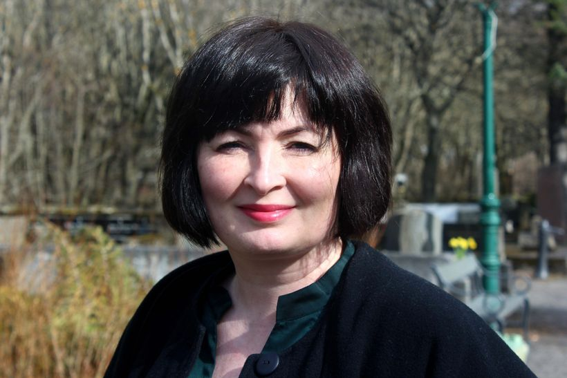 Ingibjörg Ósk Birgisdóttir.