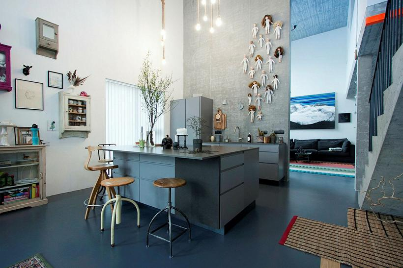 Is This The Coolest Apartment Up For Sale In Reykjavik?