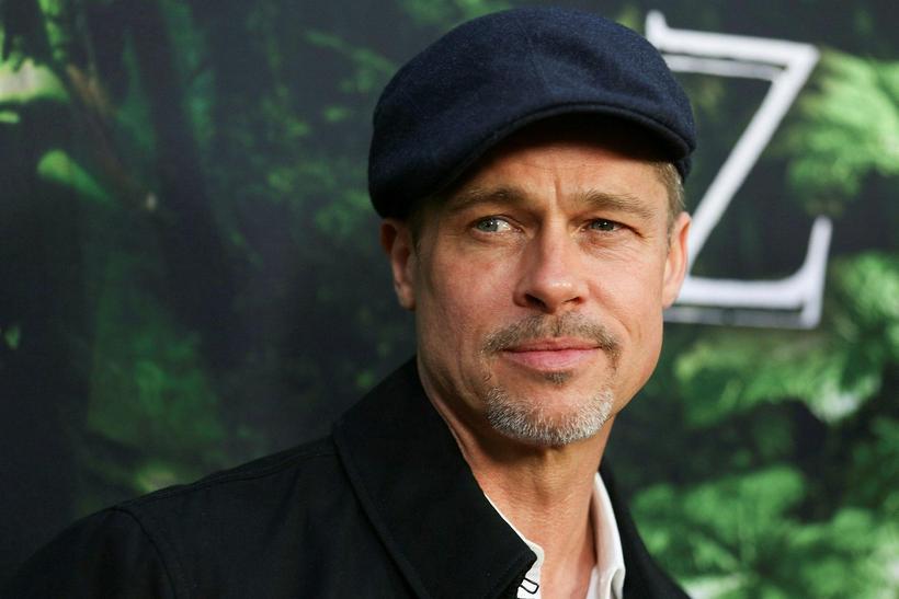 Brad Pitt er með fallegt andlit, en hann vill ekki ...