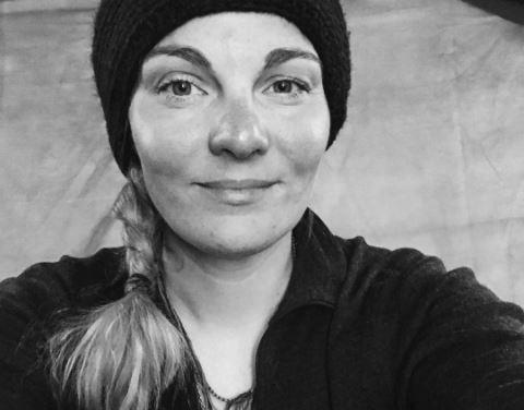 Vilborg Arna Gissurardóttir.