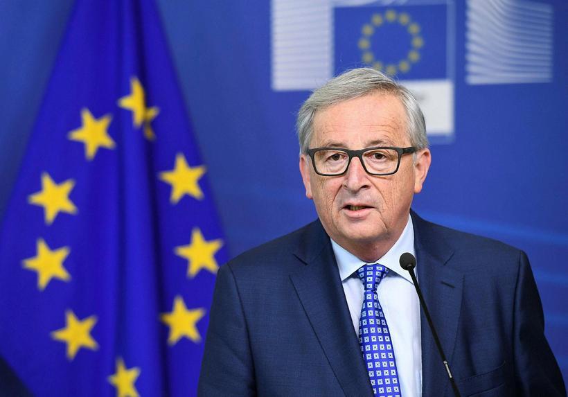 Jean-Claude Juncker, forseti framkvæmdastjórnar Evrópusambandsins.