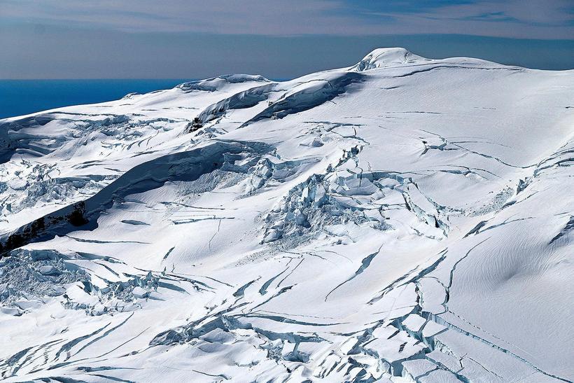 Virkni við Öræfajökul hefur verið að aukast síðasta árið.