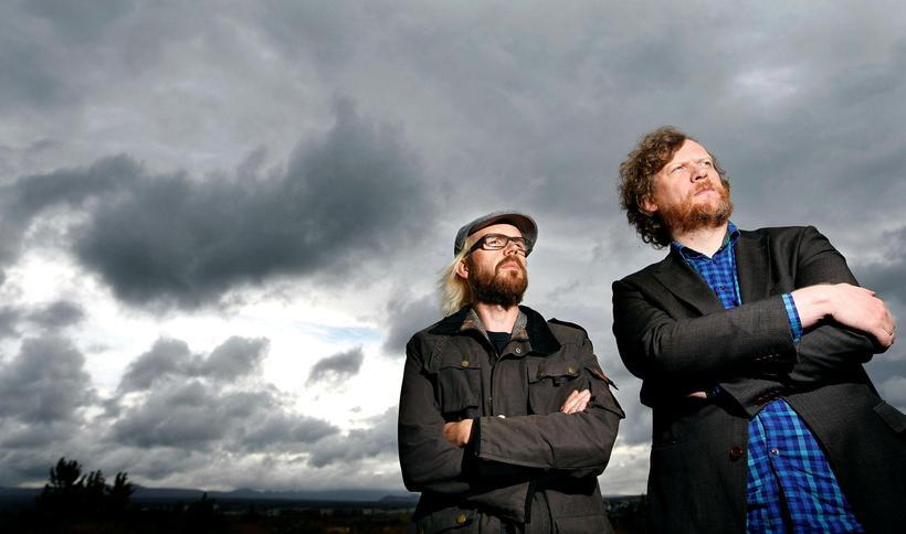 Sigurjón Kjartansson and Óttar Proppé are members of Iceland's legendary ...
