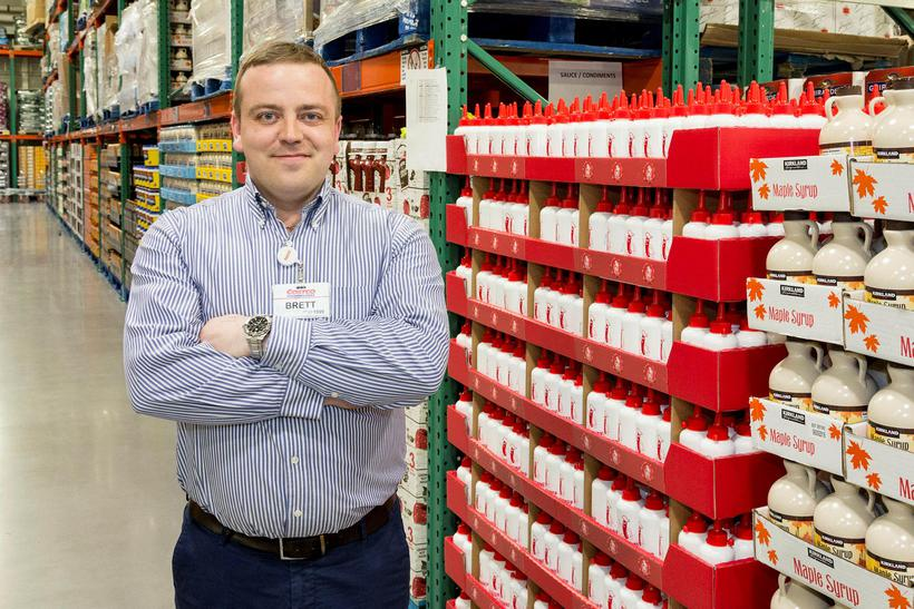 Brett Vig­elskas, managing director of Costco in Iceland.