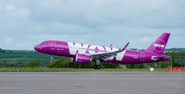 WOW air will fly to Tel Aviv four times per week next summer.