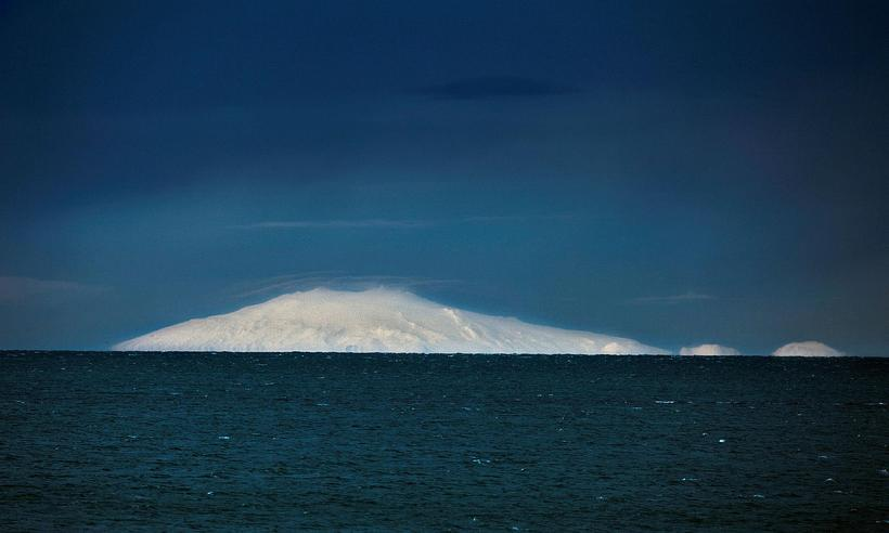 The mysterious Snæfellsjökull, the setting for Jules Verne's Journey to ...
