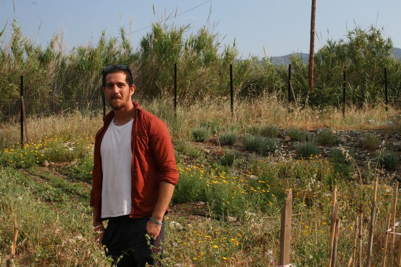 Masud er frá Afganistan - hann er kominn með leyfi …