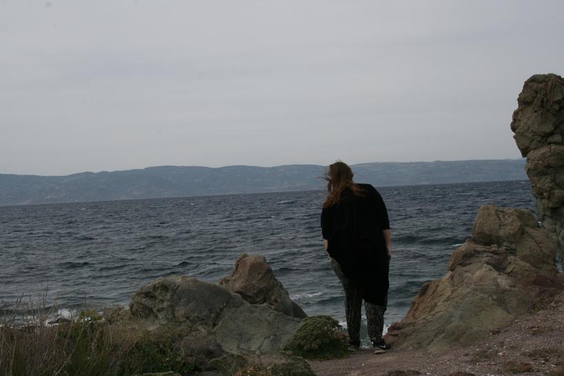 Þórunn Ólafsdóttir horfir enn yfir hafið til Tyrklands í hvert …