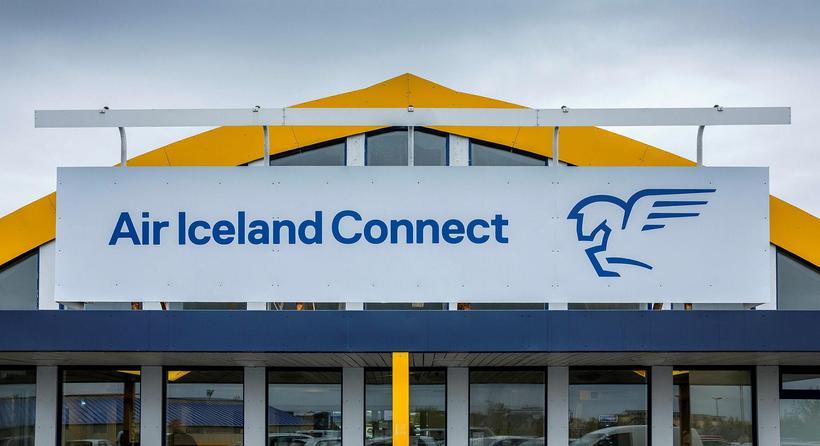 Air Iceland Connect hefur aflýst öllu flugi í dag utan ...