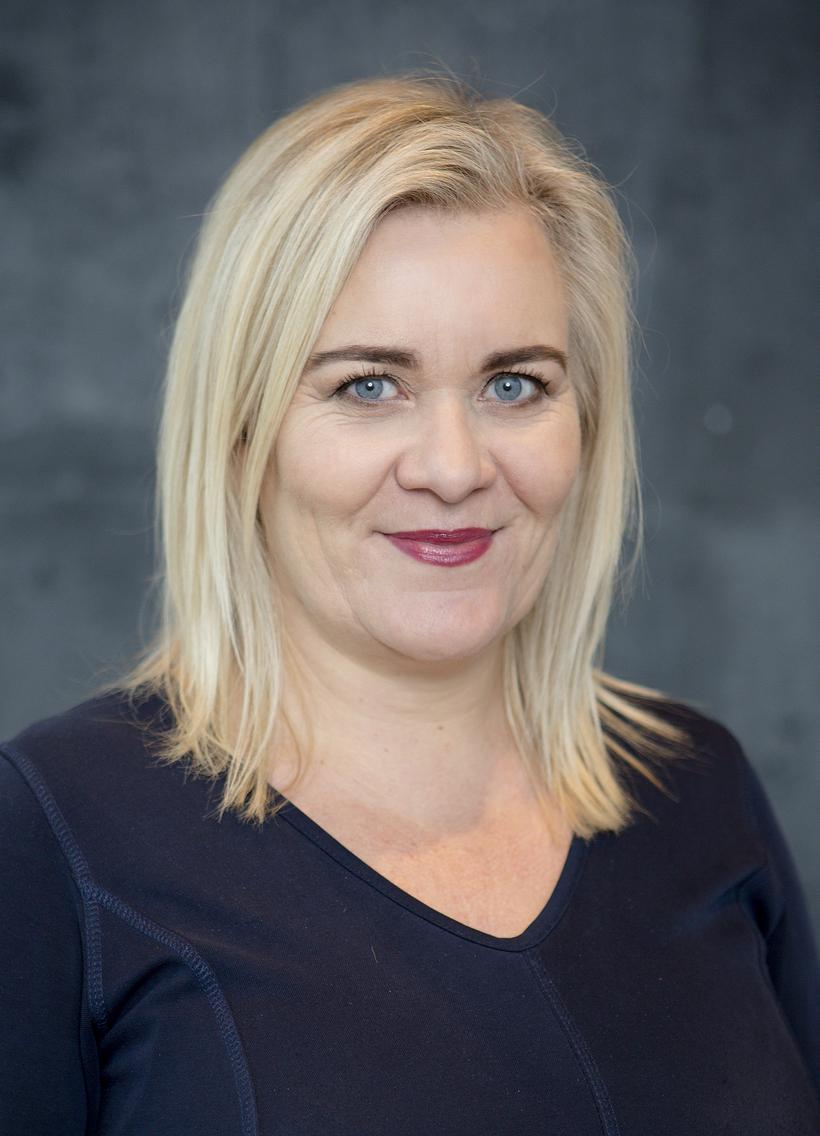 Rakel Sveinsdóttir, fyrrum formaður FKA.
