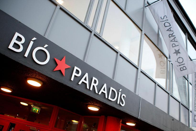 Bíó Paradís is the only arthouse cinema in Reykjavik.