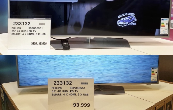 Costco has lowered the price of this TV by six …