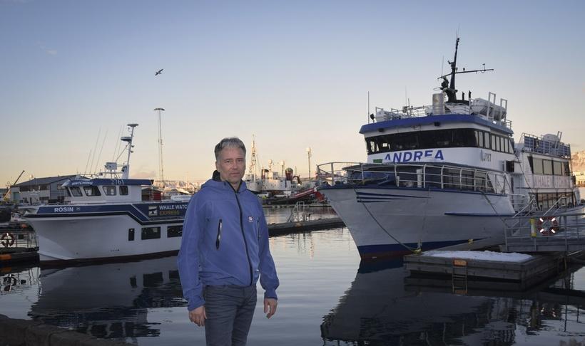 Hilmar Stefánsson, framkvæmdastjóri Special Tours.