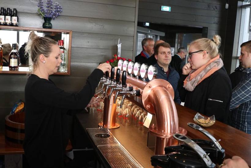 The spa is connected to Kaldi Brewery, the oldest microbrewery ...
