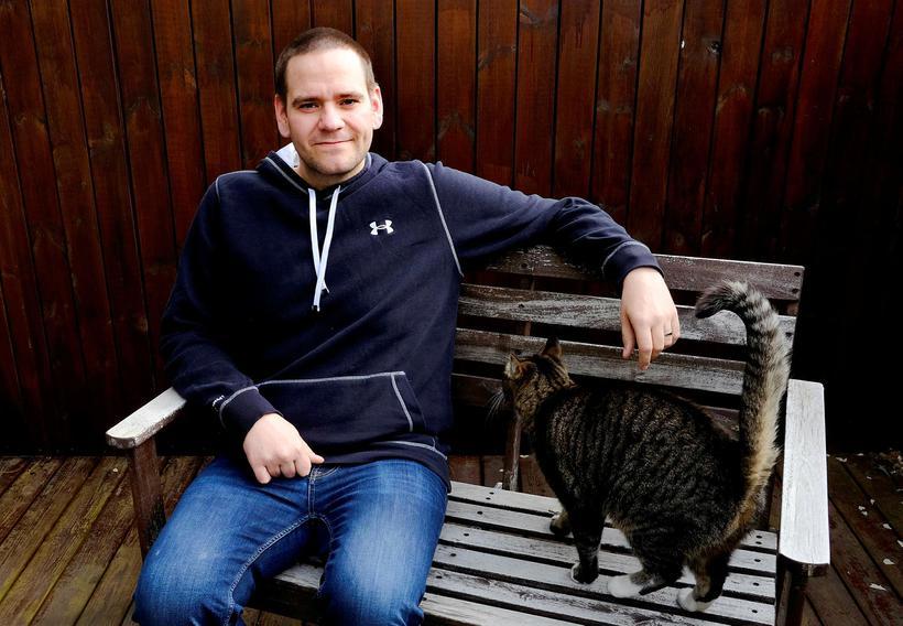 Aðalsteinn Reykjalín hefur misst 90 kíló á fimmtán mánuðum en ...