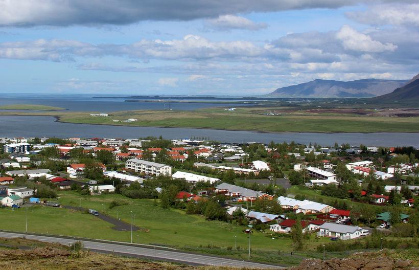 Í Mosfellsbæ eru hlutfallslega flestar íbúðir í byggingu miðað við ...