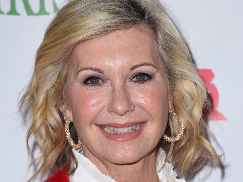 Olivia Newton-John greindist fyrst með krabbamein árið 1992.
