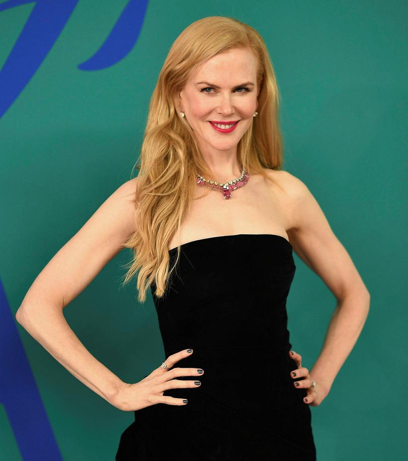 Nicole Kidman árið 2017.