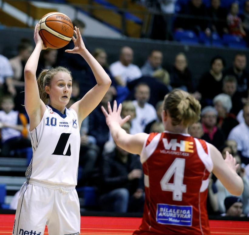 Thelma Dís Ágústsdóttir