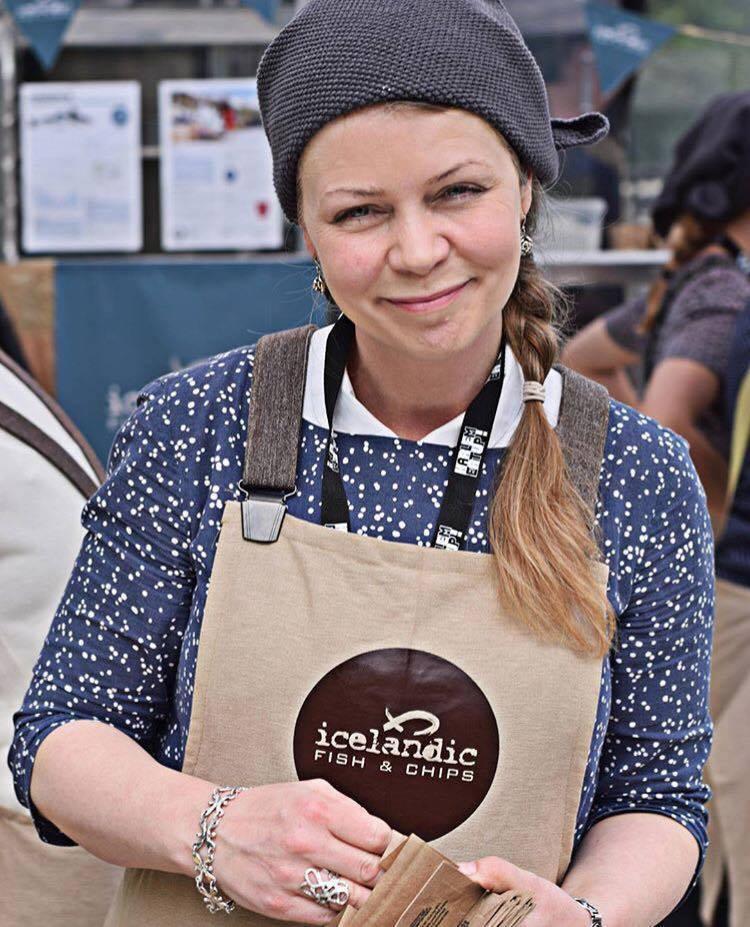 Opna slenskan fiskista new york for Icelandic fish and chips nyc