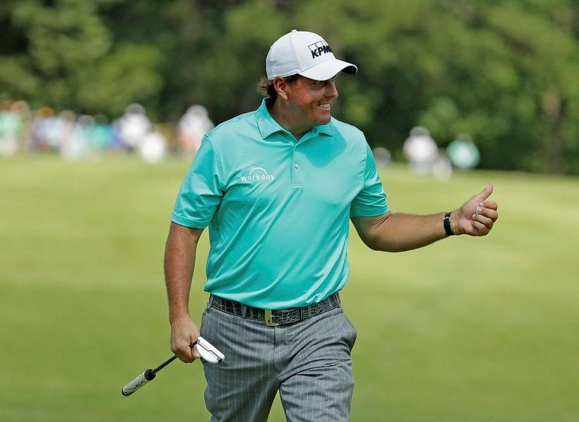 Peter Mickelson.
