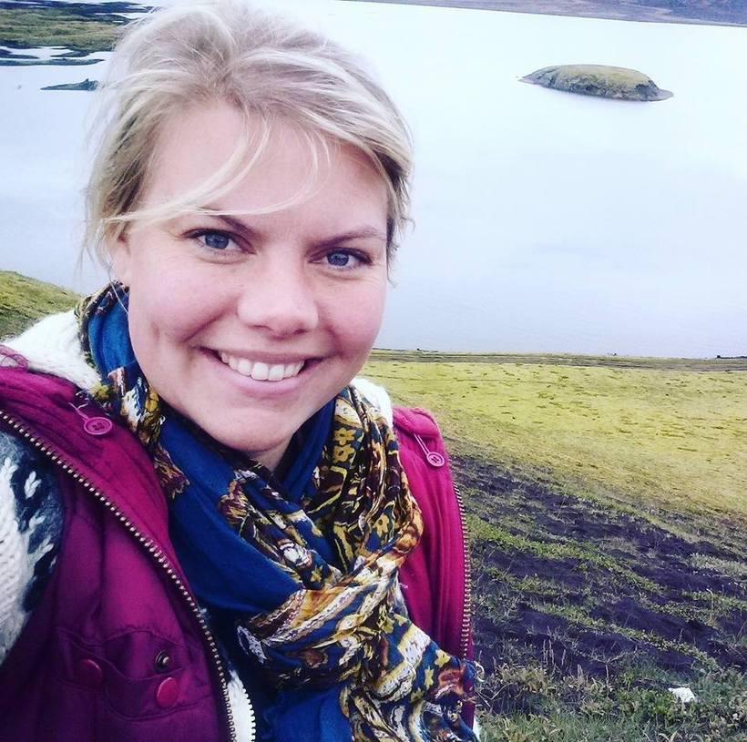 Elva Björk Ágústsdóttir.