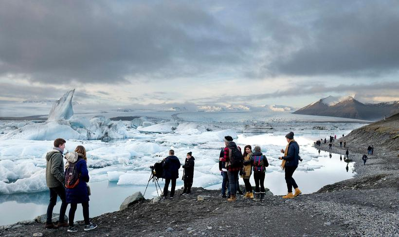 Jökulsárlón is one of Iceland's most popular tourist destinations. In …