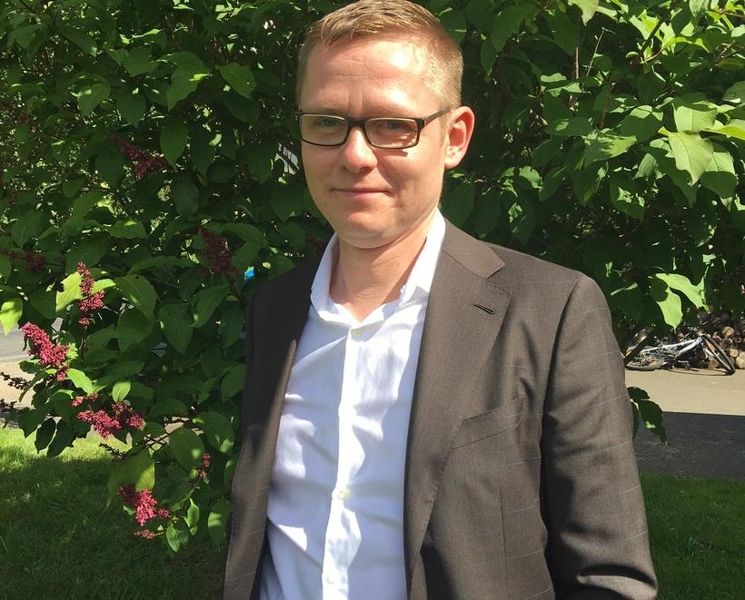 Atli Hafþórsson var brautskráður með 9,25 í aðaleinkunn. Hann hefur ...