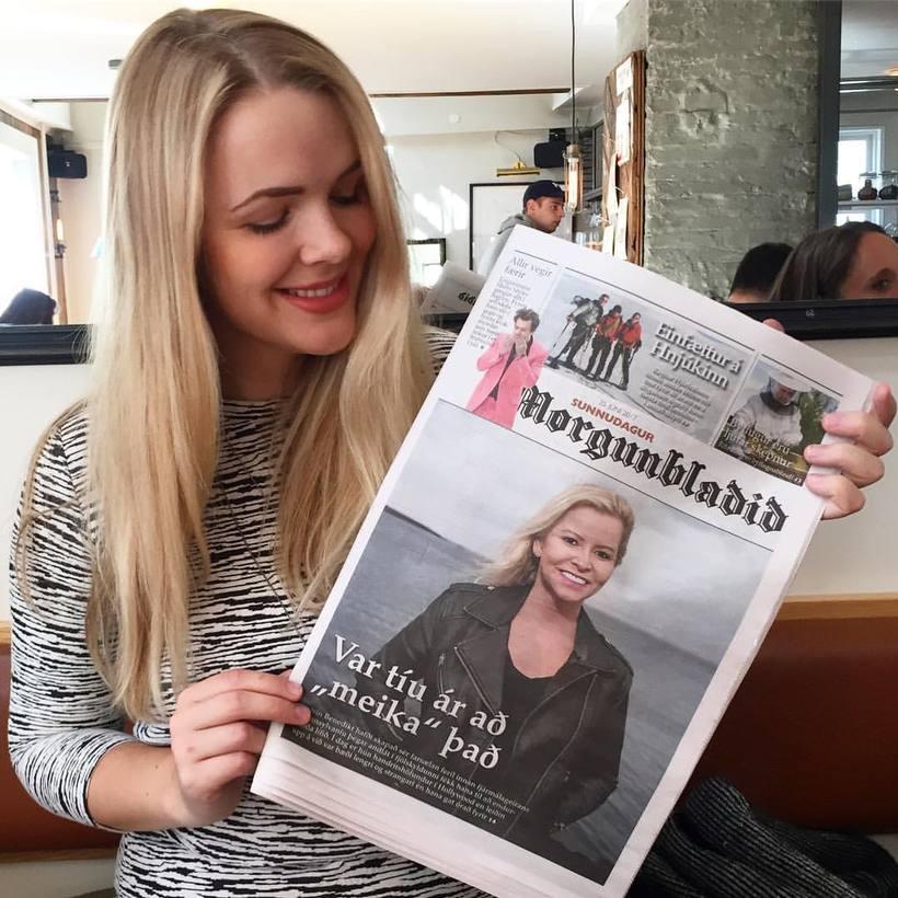 Anna Marsibil Clausen.