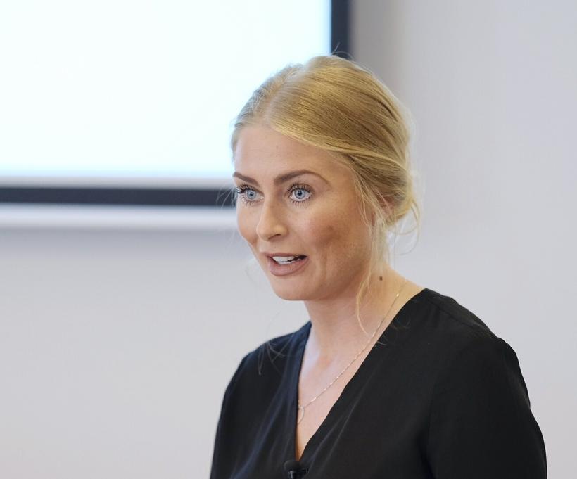 Birta Austmann, lögfræðingur hjá Íbúðalánasjóð.