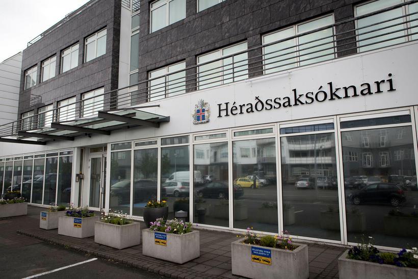 Héraðssaksóknari er kominn með málið á sitt borð.