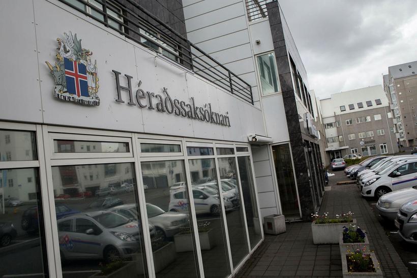 Héraðssaksóknari.