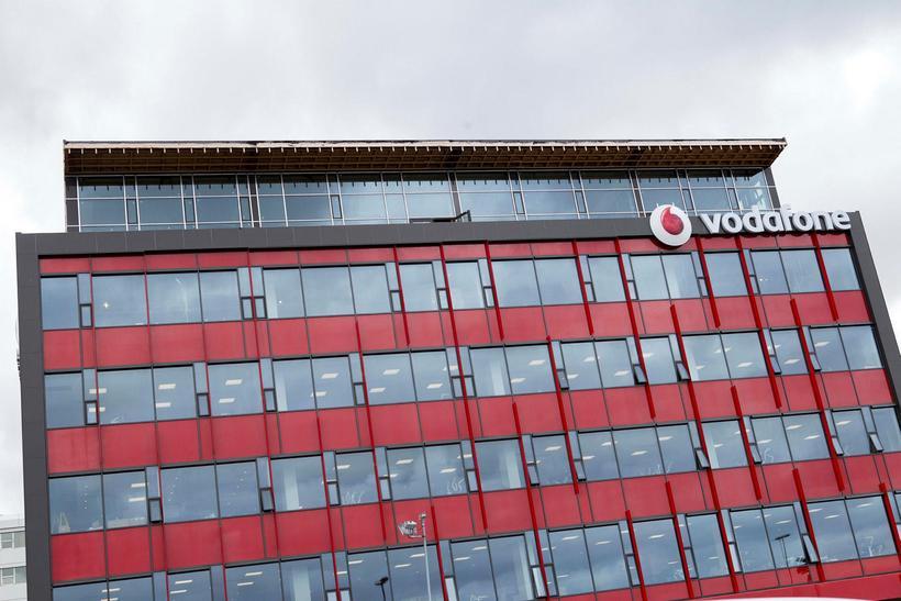 Höfuðstöðvar Vodafone við Suðurlandsbraut.