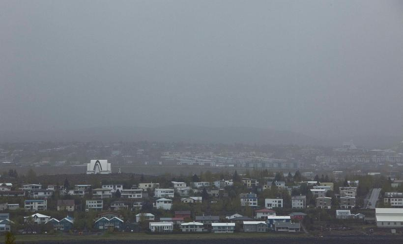 Svifryk á höfuðborgarsvæðinu.