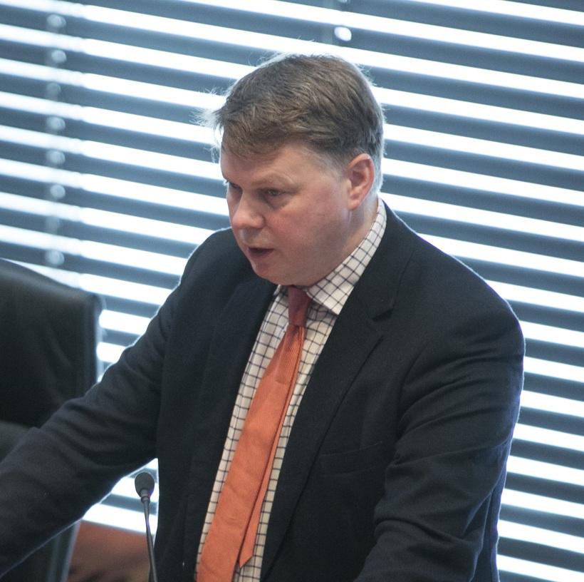 Kjartan Magnússon, borgarfulltrúi Sjálfstæðisflokksins.