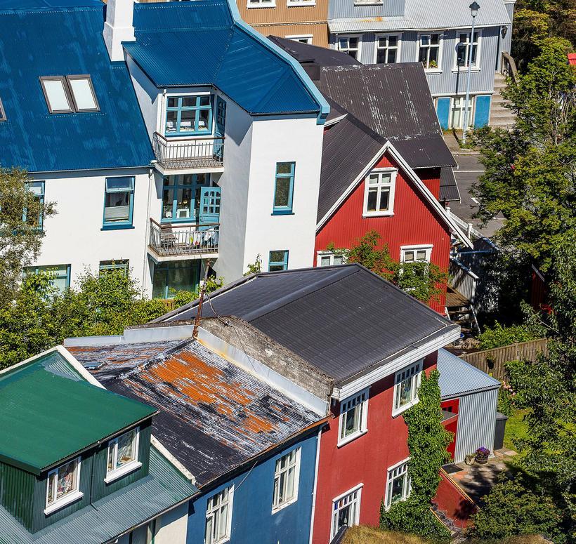 Húsnæðisliðurinn í vísitölu neysluverðs hefur hækkað úr 17% í 33% ...
