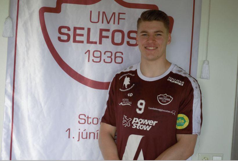 Elvar Örn Jónsson.