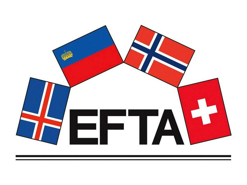 Fríverslunarsamtök Evrópu, EFTA, voru stofnuð árið 1960.