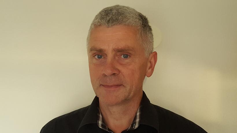 Sveinbjörn Eyjólfsson.