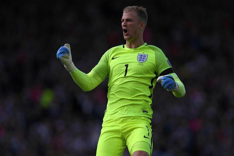 Joe Hart, landsliðsmarkvörður Englands, er kominn til West Ham sem ...