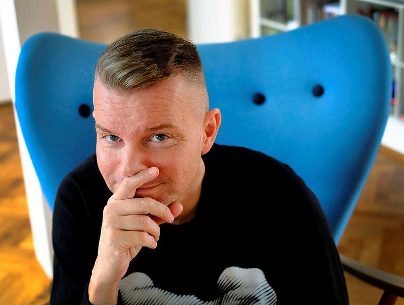 Páll Óskar Hjálmtýsson hvetur RÚV til að taka ekki þátt ...