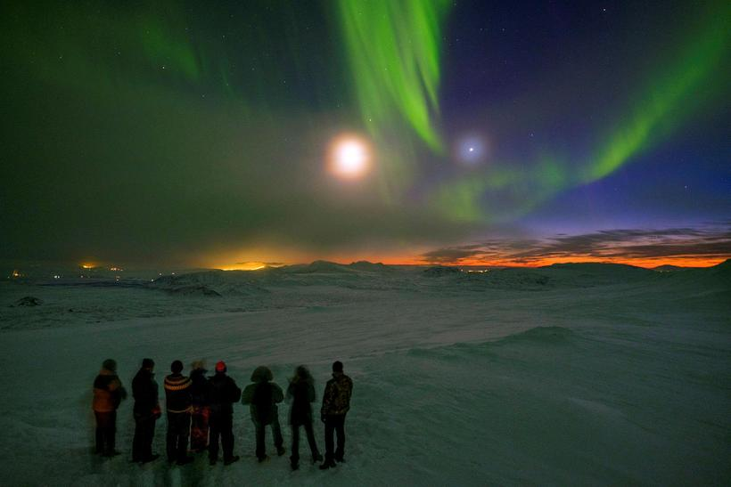 The northern lights are a common source for complaints and ...