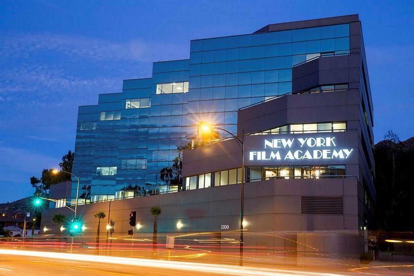 New York Film Academy er meðal fremstu kvikmyndaskóla heims.