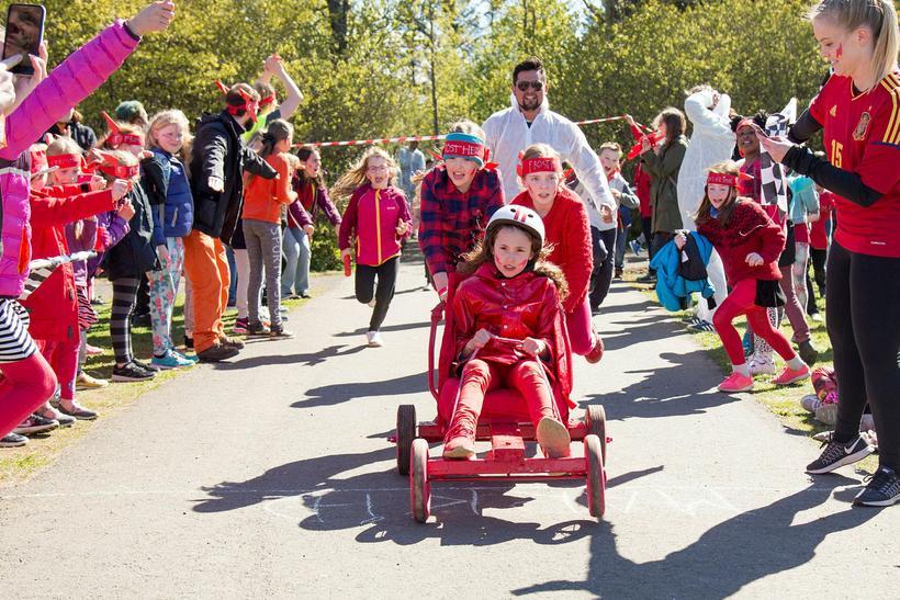 Plenty of activities for kids on Sunday at the Kátt ...