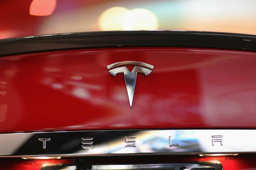 Model 3 bílnum frá Tesla er ætlað að höfða til ...