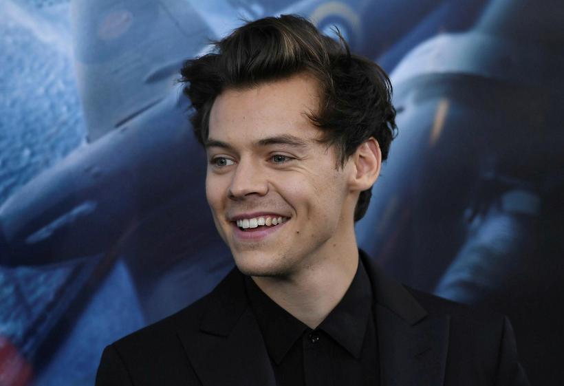 Böndin berast að Harry Styles.
